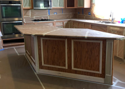 Kitchen-Cabinet-Refinishing-in-Progress