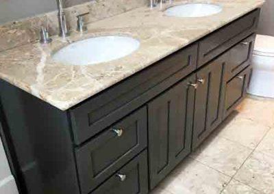 Modern-Dark-Painted-Bathroom-Vanity